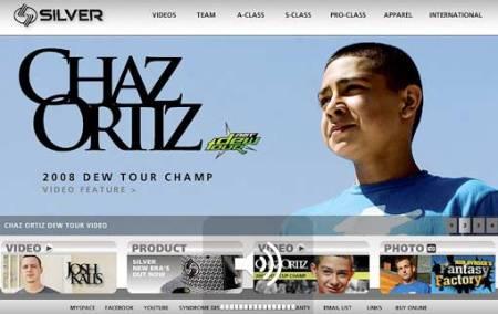 Checkez la parte de Chaz Ortiz